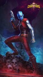 Nebula (Earth-TRN517) from Marvel Contest of Champions 003
