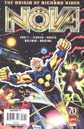 Nova Origin of Richard Rider Vol 1 1