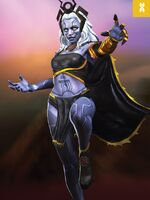 Ororo Munroe (Pyramid X) (Earth-TRN517) from Marvel Contest of Champions 002