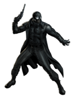 Peter Parker (Spider-Man Noir) (Earth-12131) from Marvel Avengers Alliance 0001