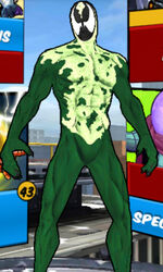 Ramon Hernandez (Lasher) (Earth-TRN461) from Spider-Man Unlimited (video game) 003