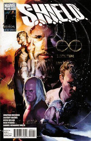 S.H.I.E.L.D. Infinity Vol 1 1