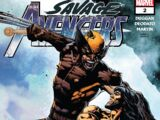 Savage Avengers Vol 1 2