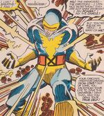 Scott Summers (Earth-7642) from Uncanny X-Men and The New Teen Titans Vol 1 1 004