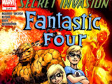Secret Invasion: Fantastic Four Vol 1 3