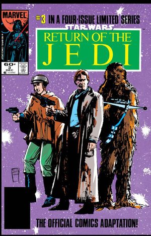 Star Wars Return of the Jedi Vol 1 3