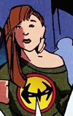 Sue (Earth-7642) from Daredevil Batman Vol 1 1 001