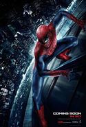 The Amazing Spider-Man (2012 film) poster 0003