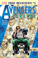True Believers Avengers Forever Vol 1 1