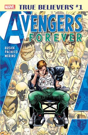 True Believers Avengers Forever Vol 1 1