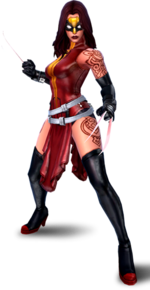 Wanda Maximoff (Warp World) (Earth-TRN012) from Marvel Future Fight 002