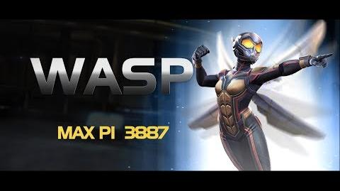 Wasp Special Moves Marvel Contest of Champions