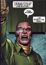 Wolfgang von Strucker (Impersonator) (Earth-616) from Wolverine Origins Vol 1 19 001