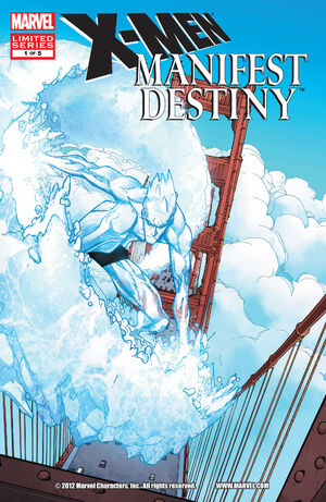 X-Men Manifest Destiny Vol 1 1