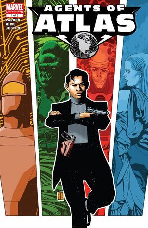 Agents of Atlas Vol 1 1