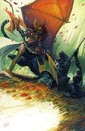 Angela Asgard's Assassin Vol 1 3 Textless