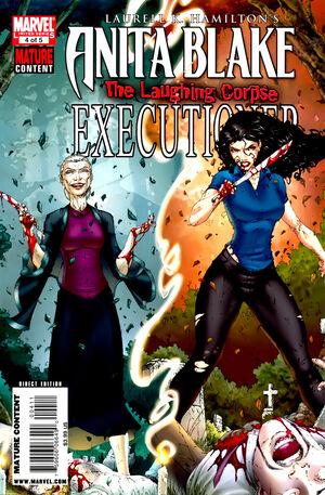 Anita Blake The Laughing Corpse Executioner Vol 1 4