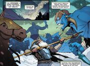 Asgardians from What If? Thor Vol 1 1 001