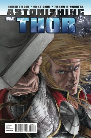 Astonishing Thor Vol 1 4