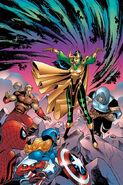 Avengers Next Vol 1 5 Textless