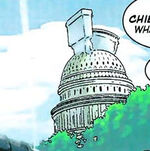 Capitol Building from Exiles Vol 1 49 001