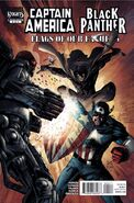 Captain America Black Panther Flags of Our Fathers Vol 1 4