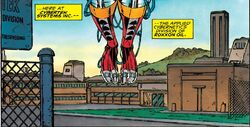 Cybertek Systems from Deathlok Vol 1 1 001