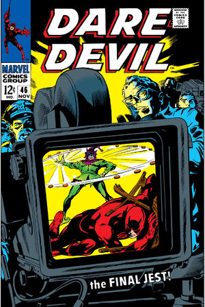 Daredevil Vol 1 46
