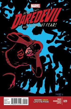 Daredevil Vol 3 29