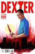 Dexter Vol 1 1 Variant Talajic
