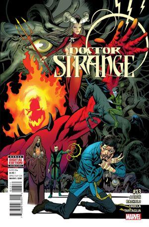 Doctor Strange Vol 4 13