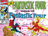 Fantastic Four Vol 1 374