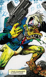 Howard the Duck (Earth-11086) from Fear Itself Fearsome Four Vol 1 1 0001