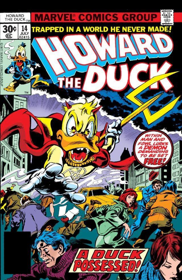 Howard the Duck Vol 1 14