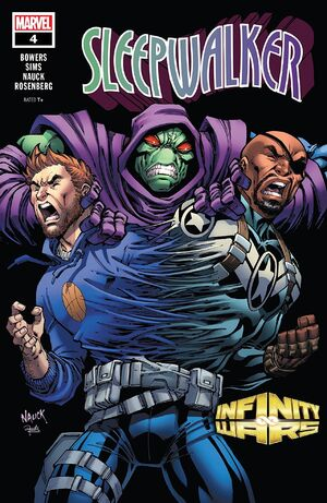 Infinity Wars Sleepwalker Vol 1 4