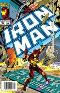 Iron Man Vol 1 303