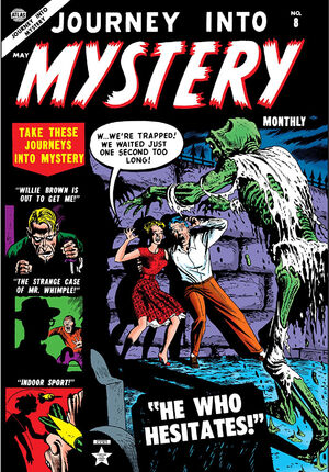 Journey into Mystery Vol 1 8