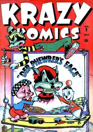 Krazy Komics Vol 1 9