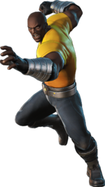 Luke Cage (Earth-TRN765) from Marvel Ultimate Alliance 3 The Black Order