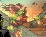 Lyra (Earth-1064) from Fall of the Hulks Red Hulk Vol 1 4 001