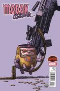 M.O.D.O.K. Assassin Vol 1 1 Walta Variant