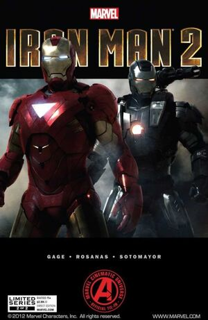 Marvel's Iron Man 2 Adaptation Vol 1 2