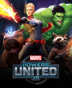 Marvel Powers United VR 001