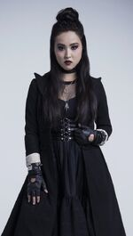Nico Minoru (Earth-199999) from Marvel's Runaways Season 2 promo art 001