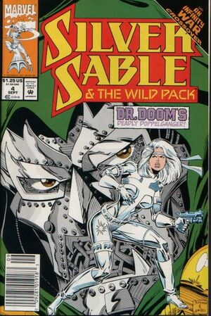 Silver Sable and the Wild Pack Vol 1 4