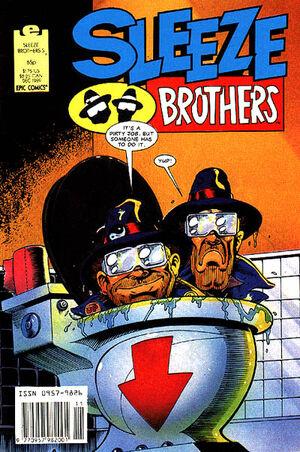 Sleeze Brothers Vol 1 5