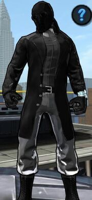 Spider-Man Noir (Web Warriors) from Spider-Man Unlimited (video game) 001