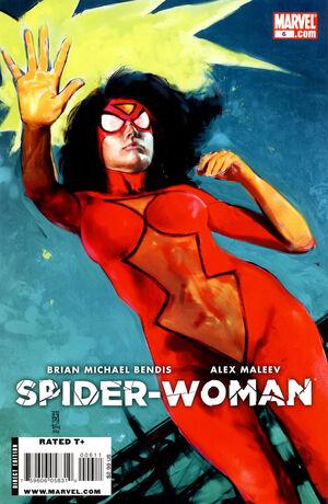 Spider-Woman Vol 4 6