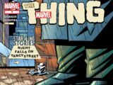 Startling Stories: Thing - Night Falls on Yancy Street Vol 1 2