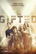 The Gifted (TV series) poster 002